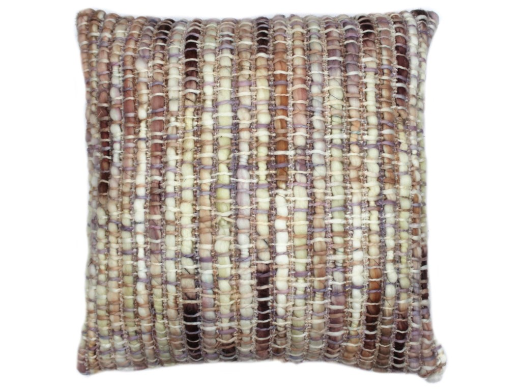 Moe's Home Collection Pillows and ThrowsSasha Feather Cushion Pink 20X20