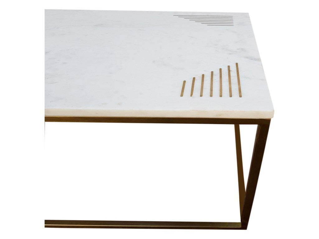 Moe's Home Collection QuarryCoffee Table