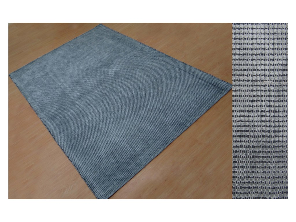 Moe's Home Collection RugsBossa Nova Rug 5X8 Pewter