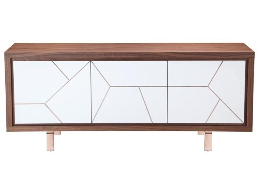 Moe's Home Collection Sideboards and BuffetsTrapeze Sideboard