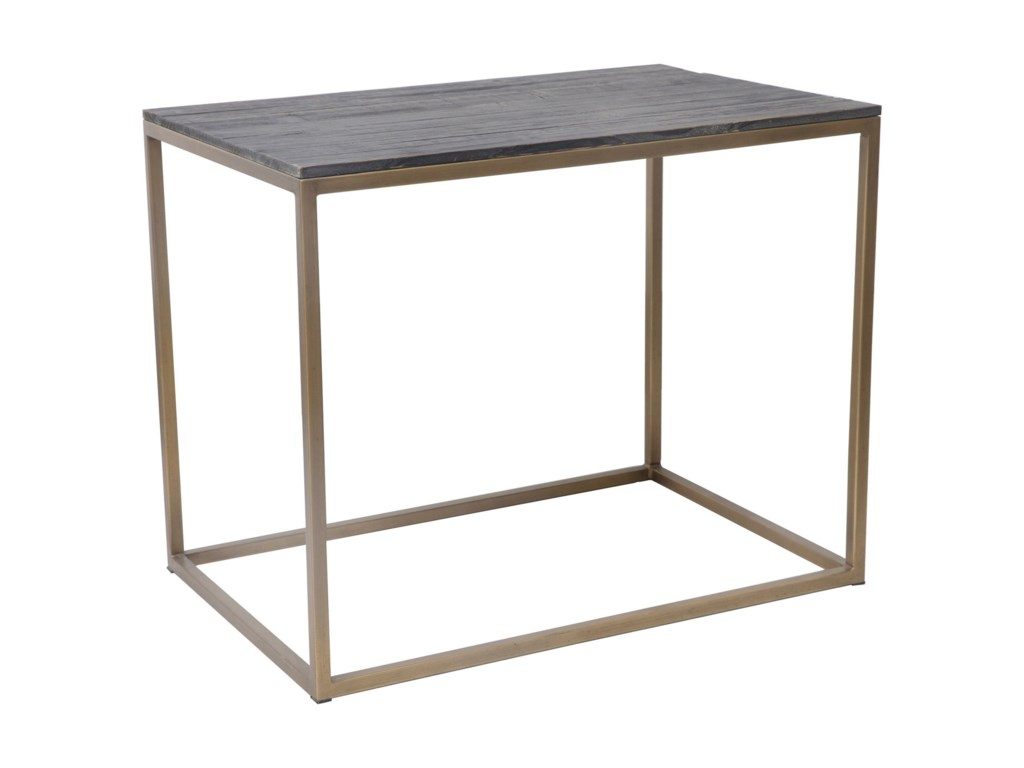 Moe's Home Collection StudioBrass Side Table