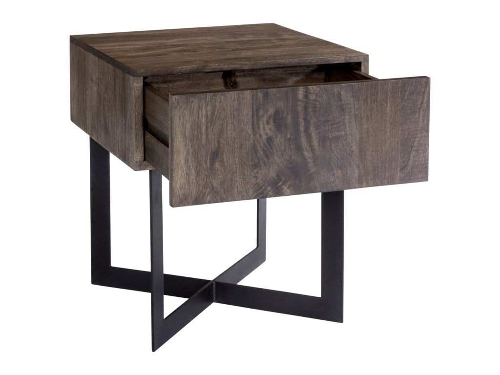 Moe's Home Collection TiburonSide Table