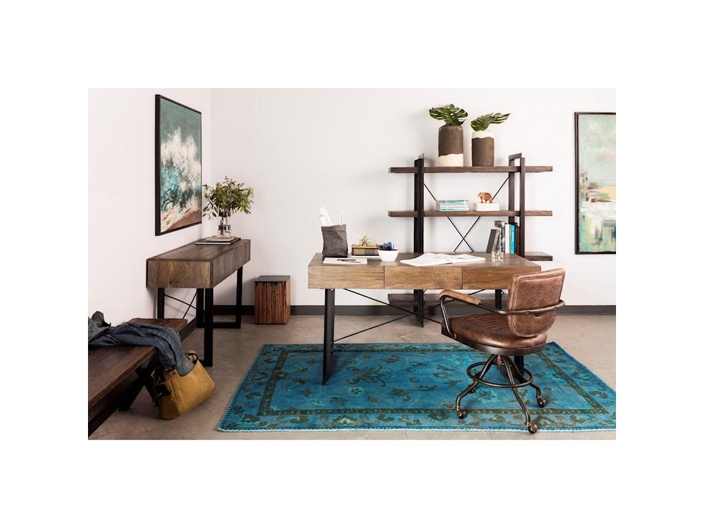 Moe's Home Collection TiburonOpen Shelf