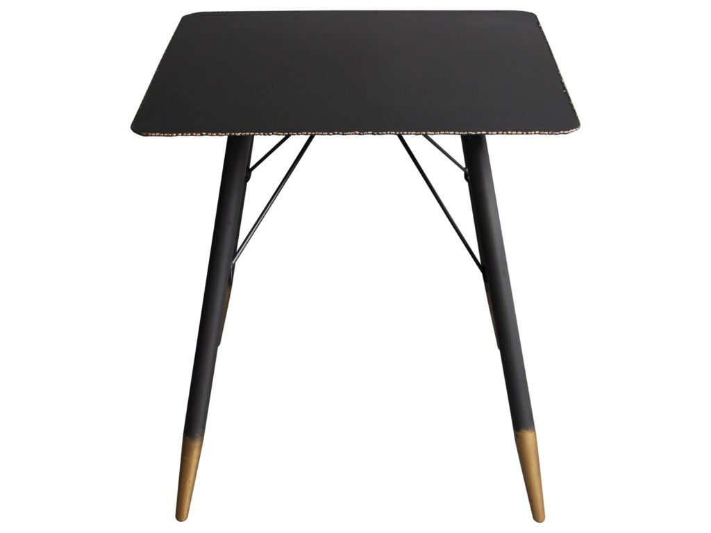 Moe's Home Collection WattIron Square Side Table