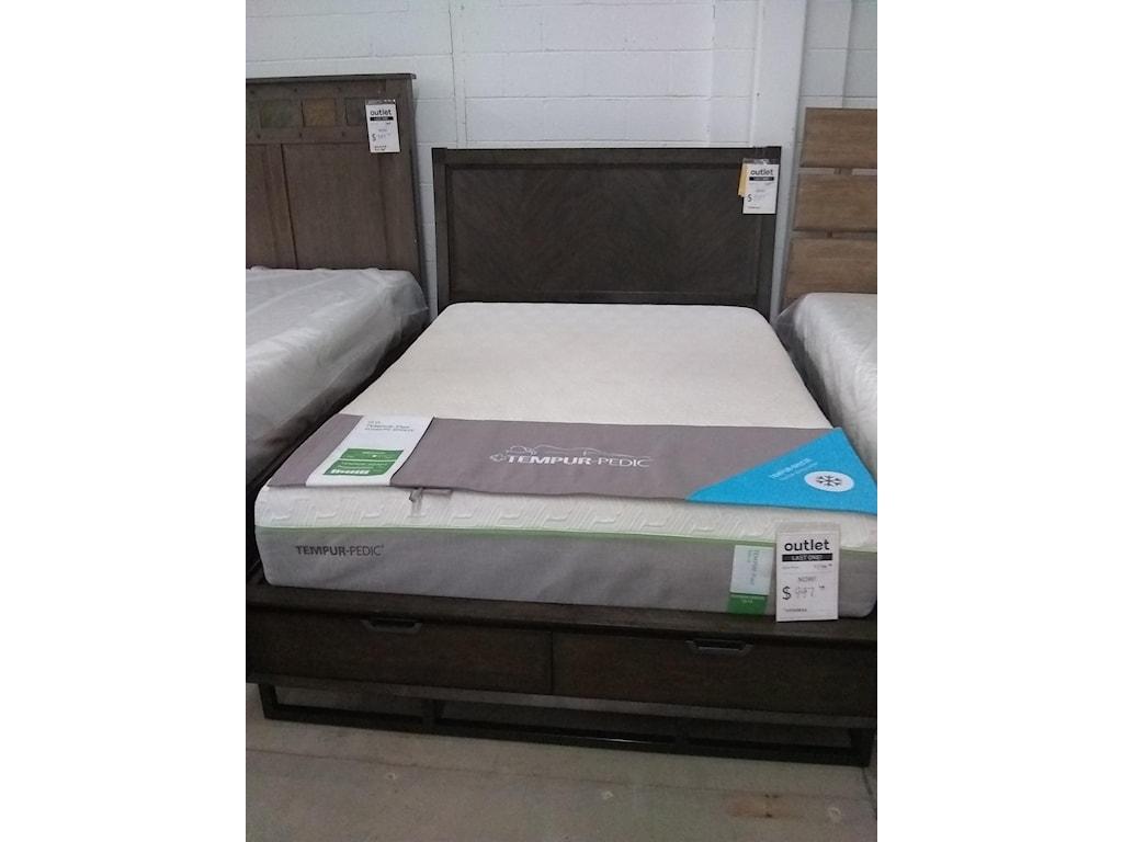 Morris Back Room BedLast One! Storage Queen Bed
