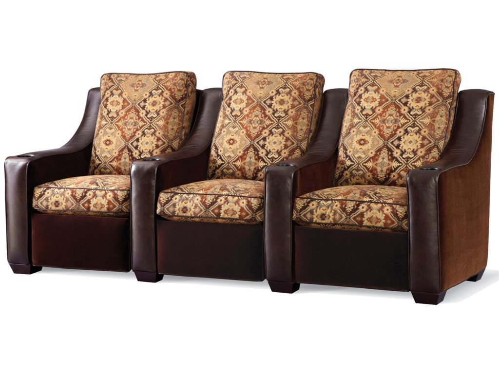 MotionCraft by Sherrill Home Theater Seating305 Series Home Theater Seating