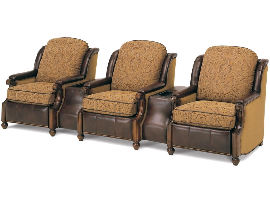 MotionCraft by Sherrill Home Theater Seating207 Series Home Theater Seating