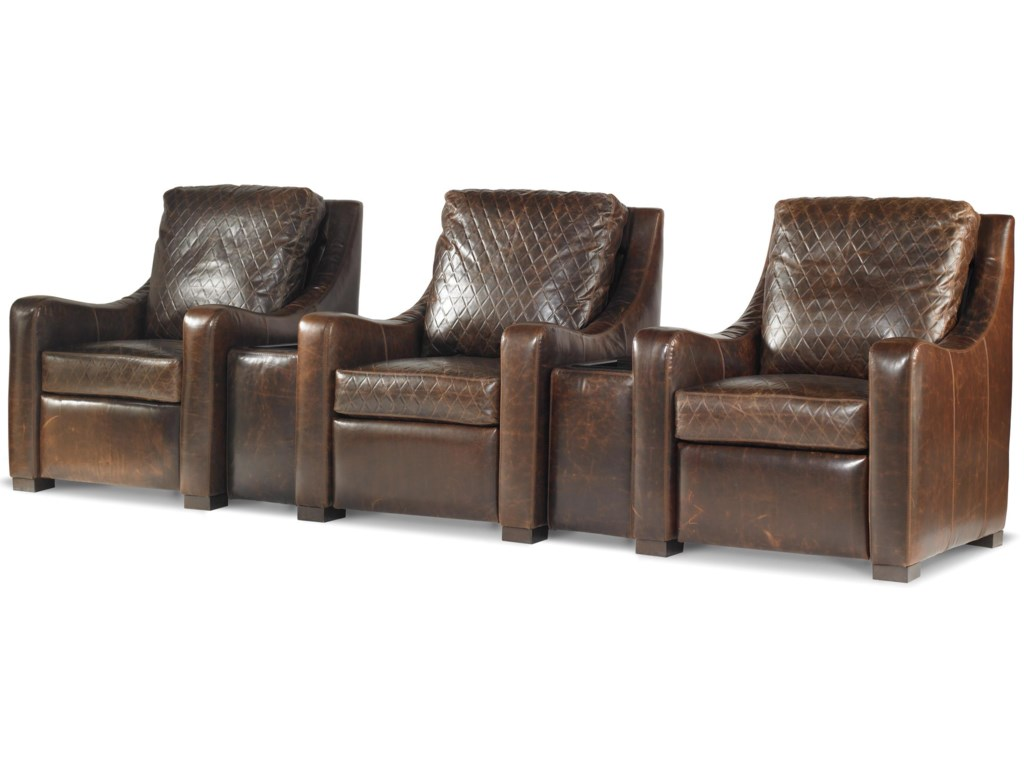 MotionCraft by Sherrill Home Theater Seating209 Series Home Theater Seating
