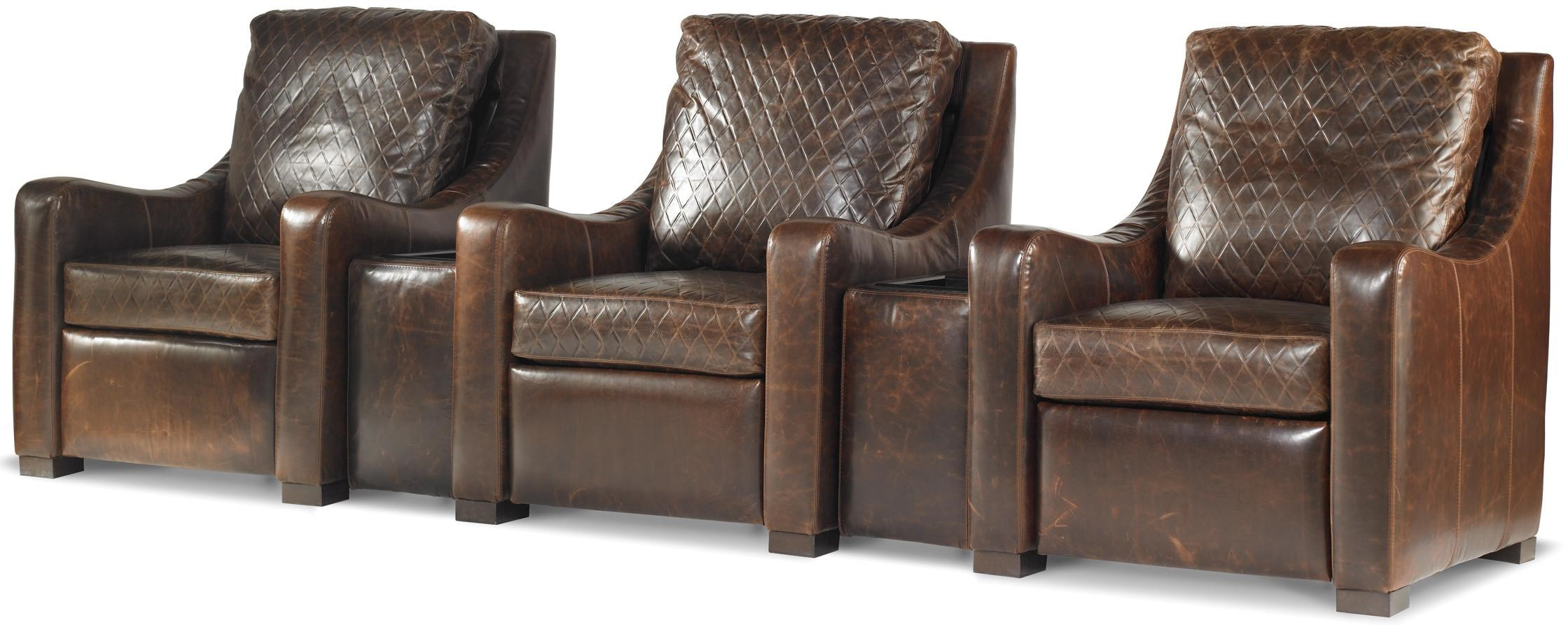 MotionCraft By Sherrill Home Theater Seating 209 Series Home Theater Seating