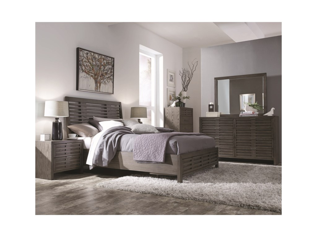 Najarian Belize2 Drawer Night Stand