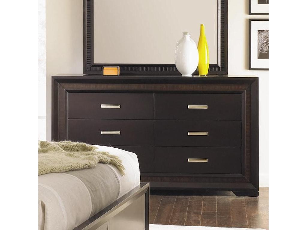Najarian BrentwoodSix Drawer Dresser