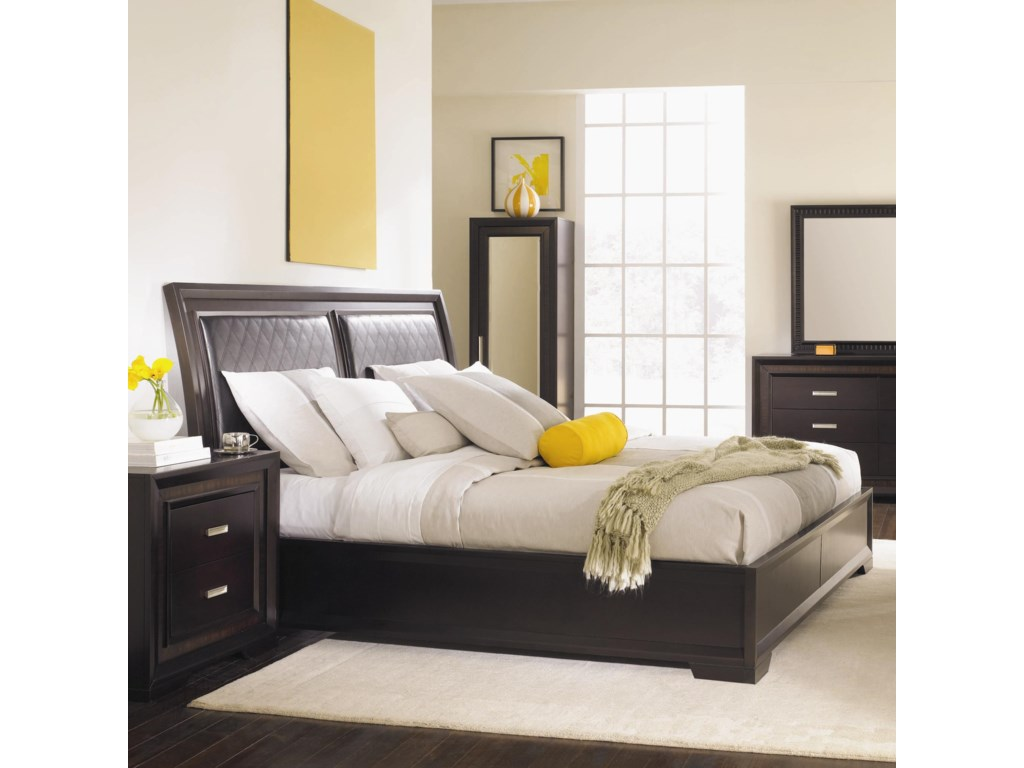 Najarian BrentwoodKing Bed