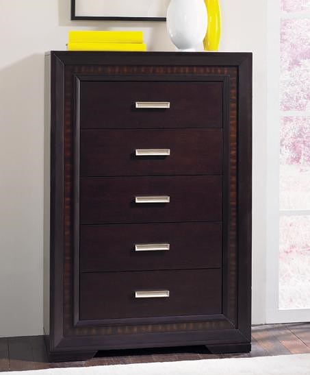 Najarian Brentwood Chest of Five Drawers