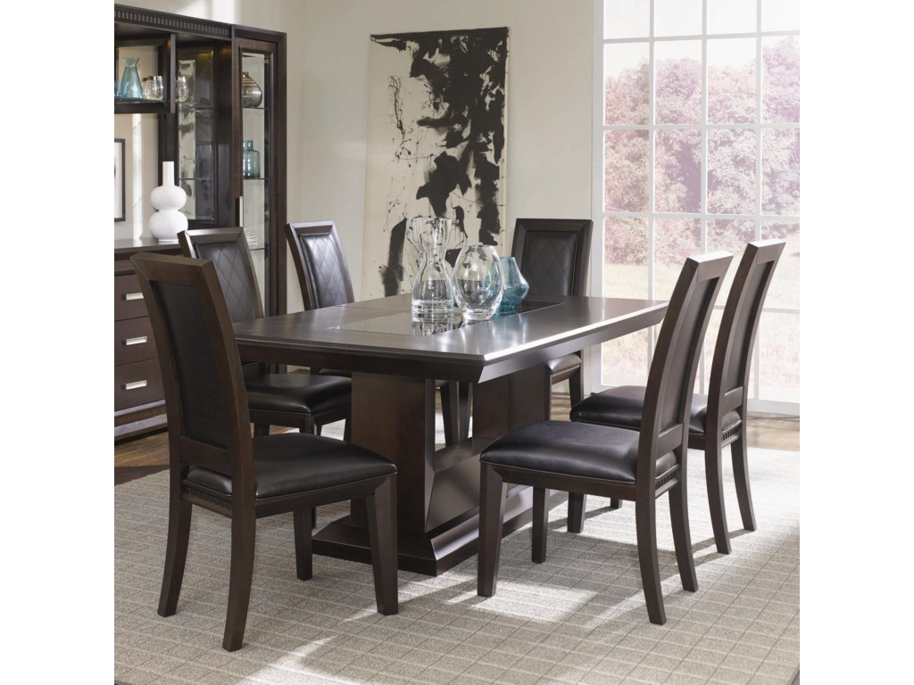 Najarian BrentwoodSeven Piece Dining Set