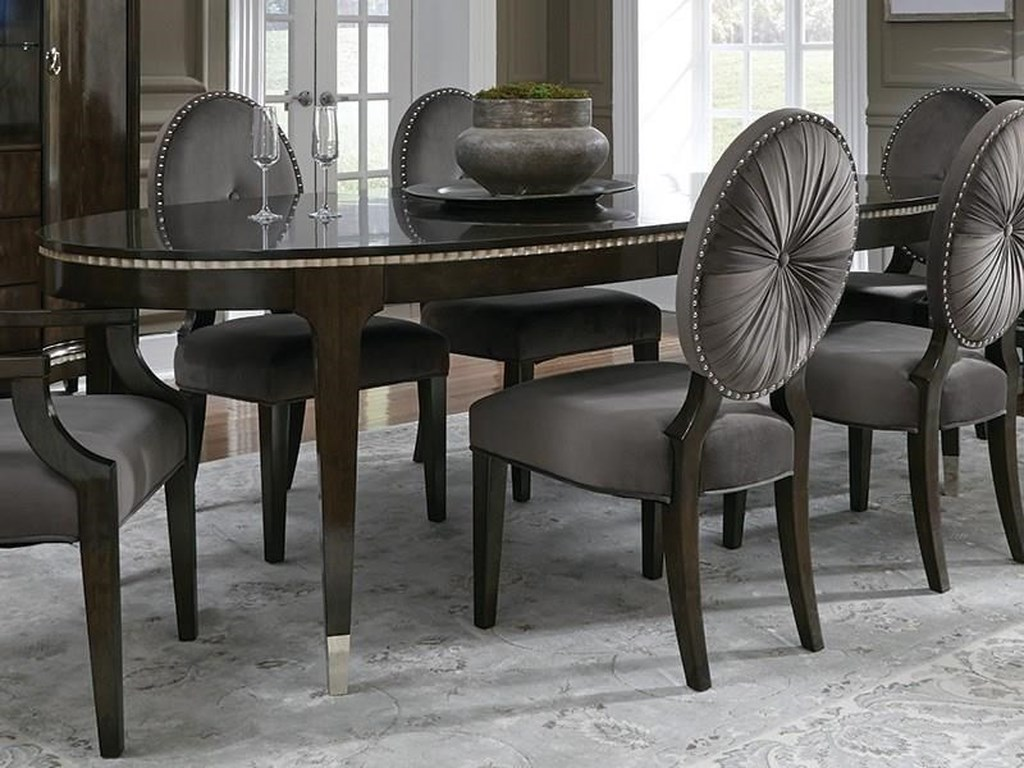 Najarian Es Dining Collection Oval Table