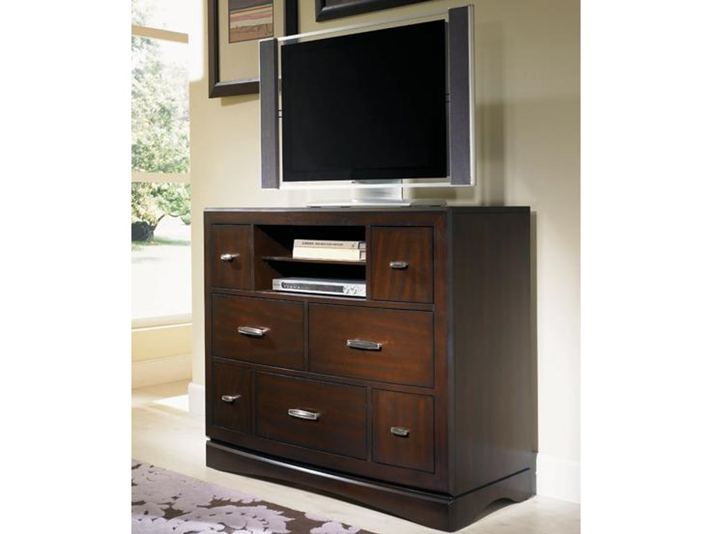 7 Drawer Media Chest Key West By Najarian Wil