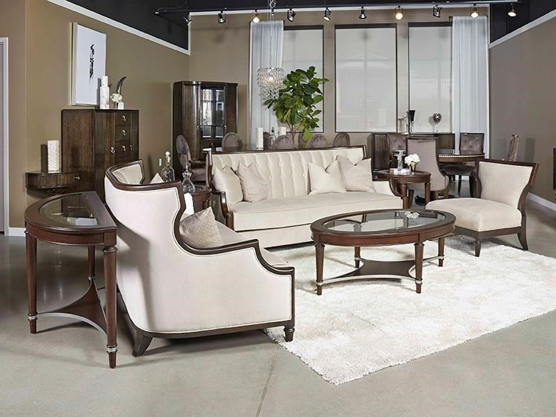 Newport Living Sofa And Accent Chair