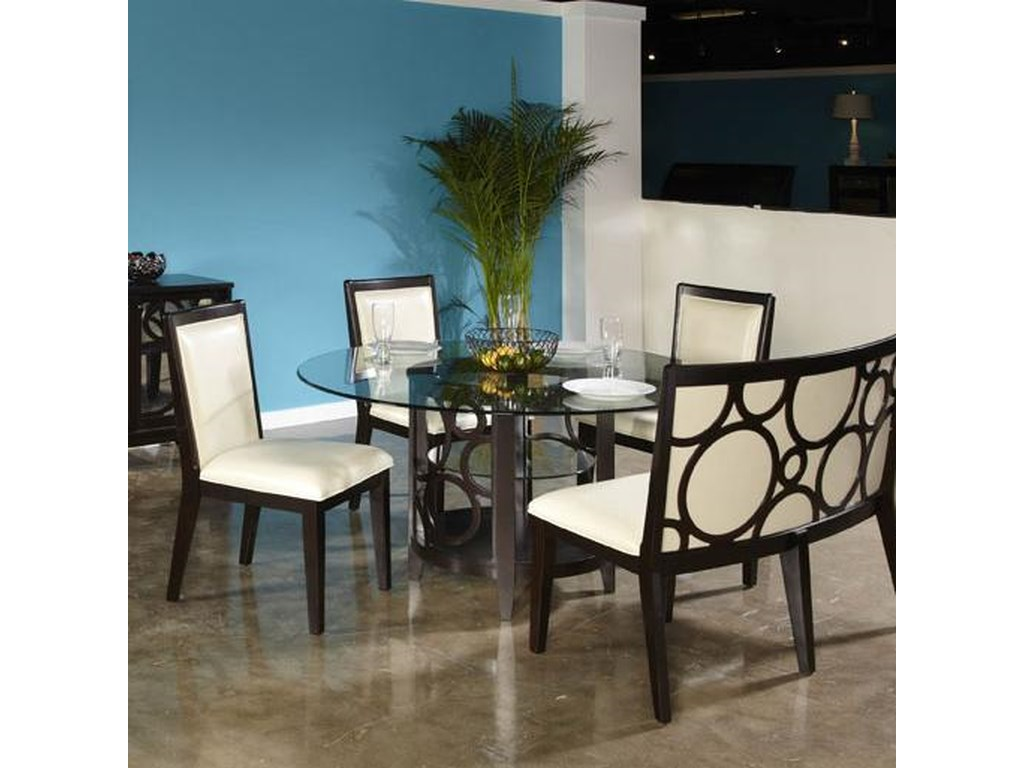 Najarian PlanetRound Dining Table