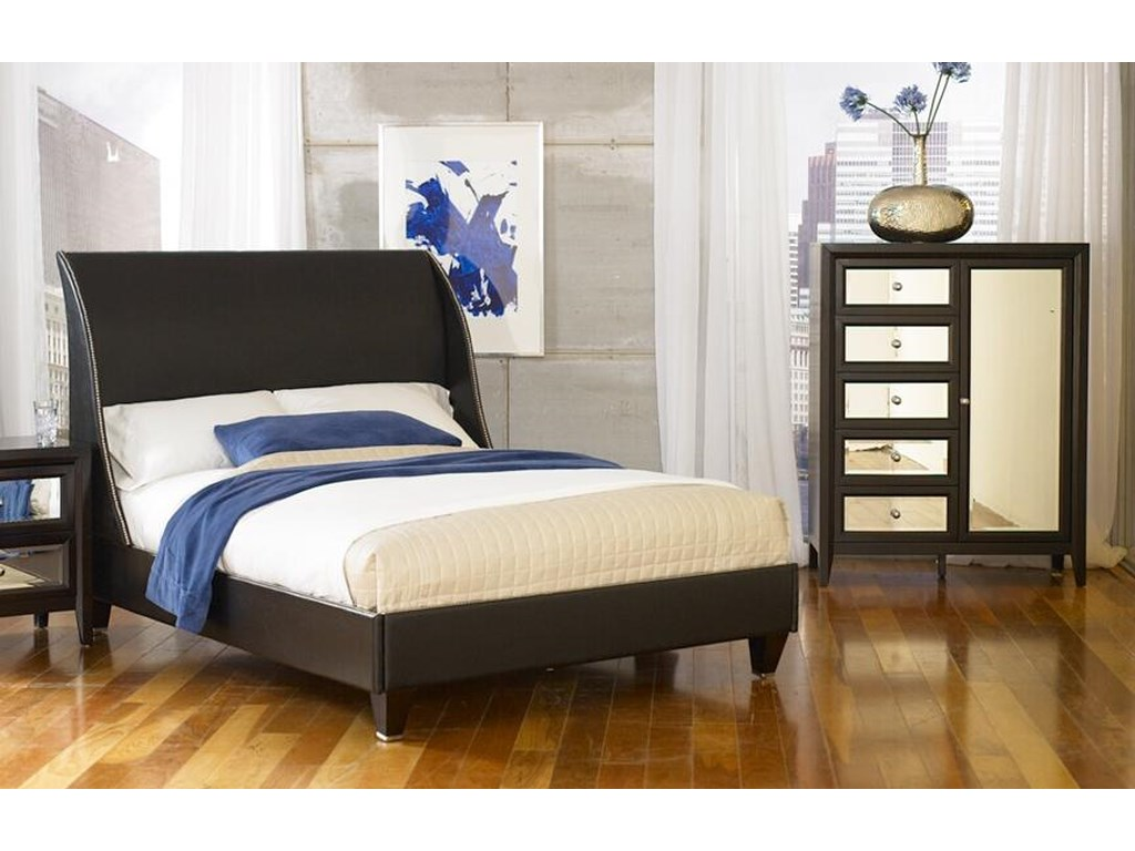 Najarian ReflectionsQueen Bed