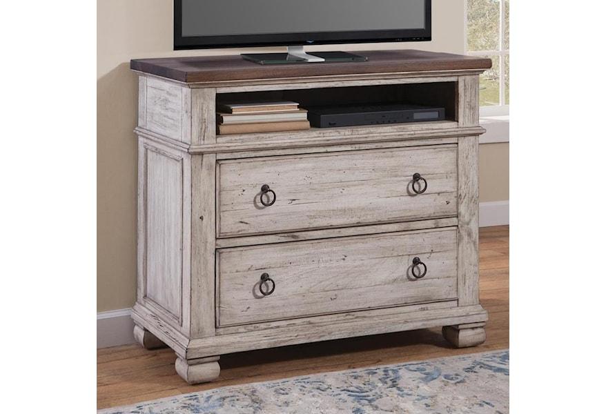 Furniture Designs Belmont Media Chest