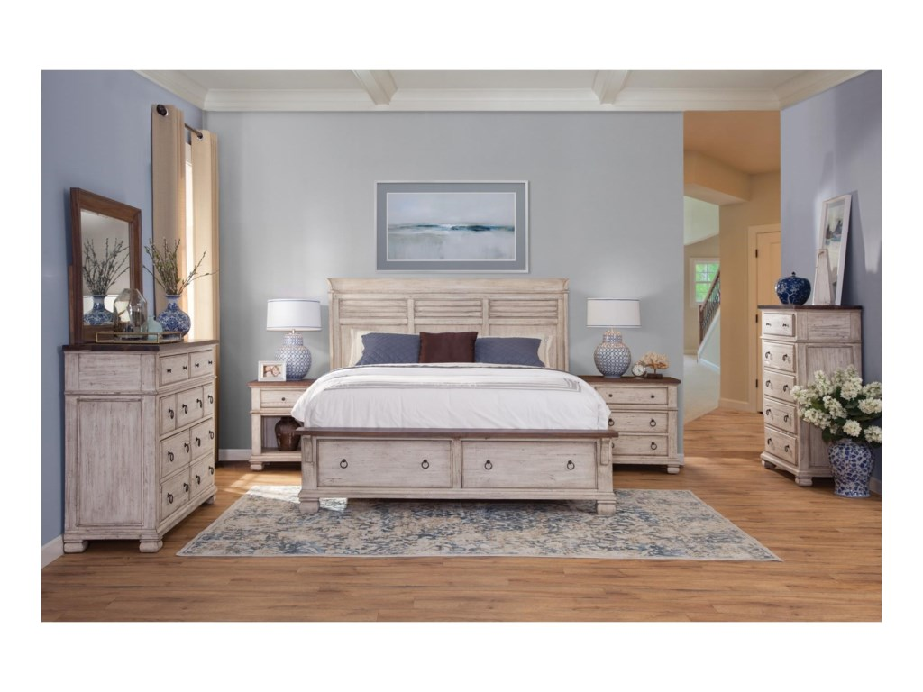 Napa Furniture Designs BelmontDresser
