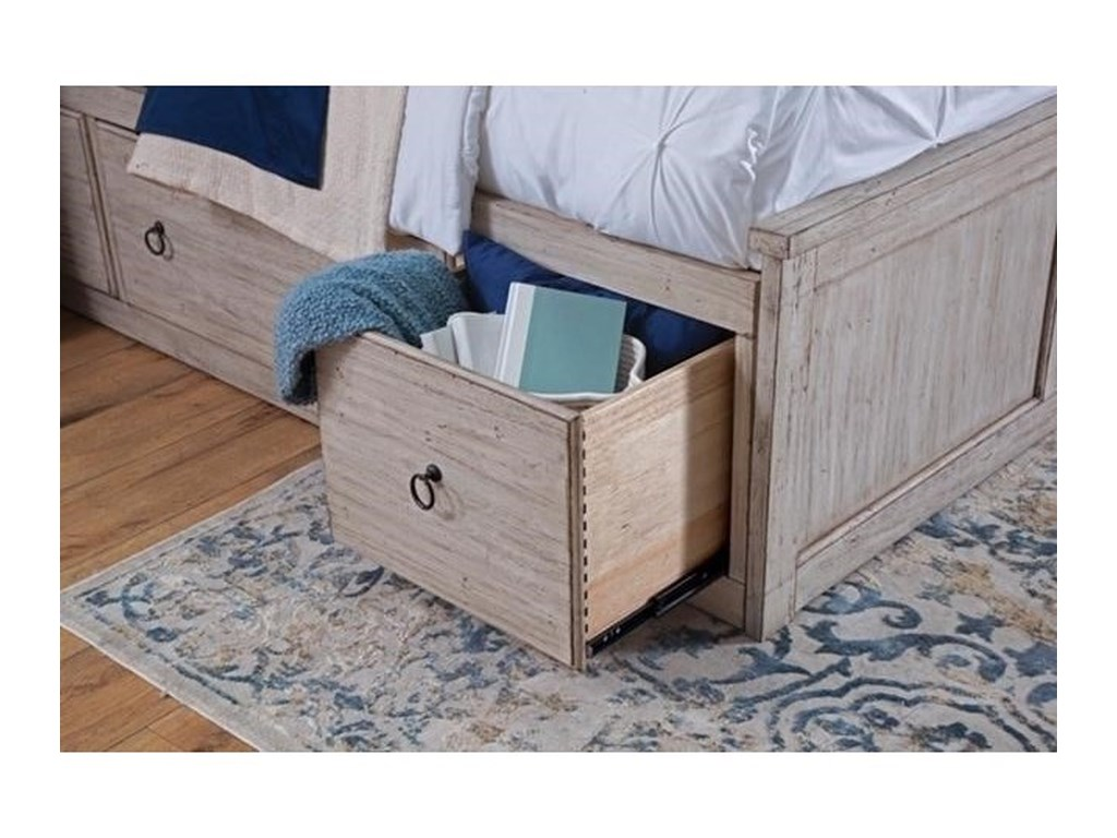 Napa Furniture Designs BelmontKing Captains Bed