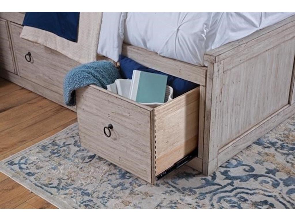 Napa Furniture Designs BelmontKing Captains Bed