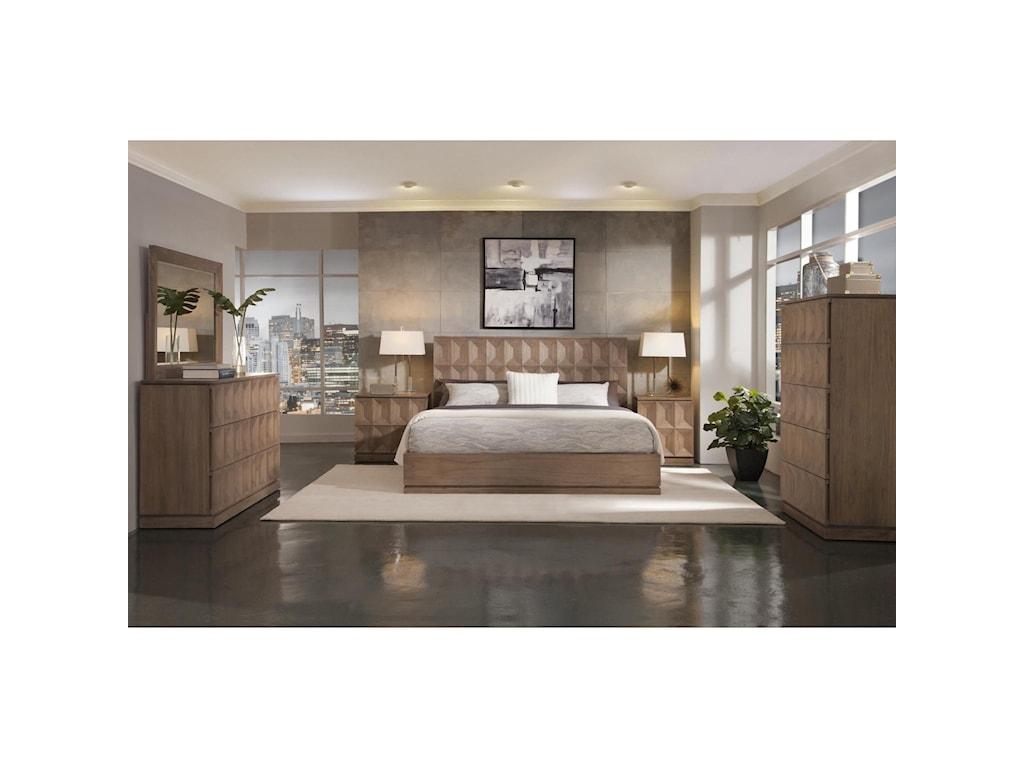 Napa Furniture Designs Eastside5 Drawer Chest