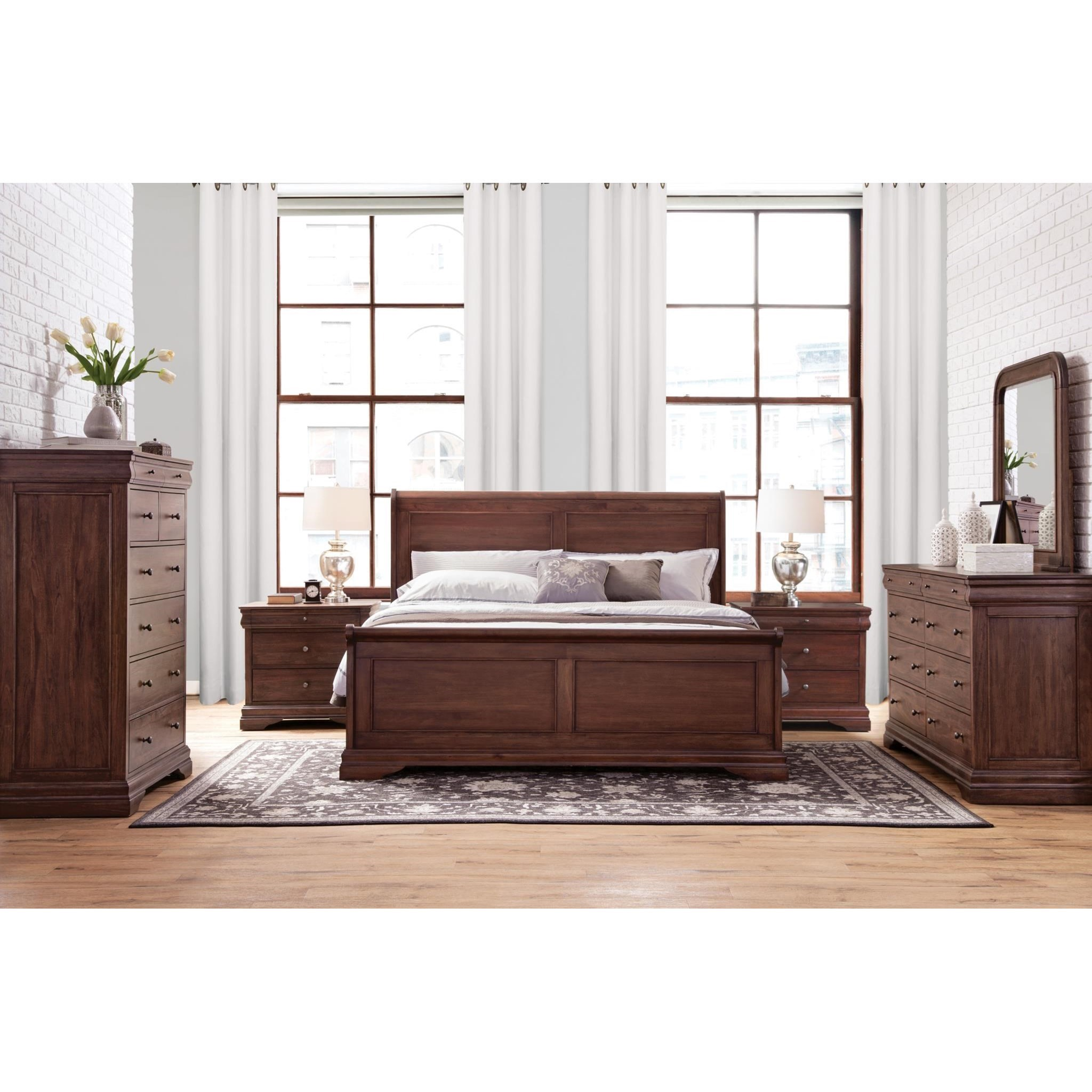 Delicieux Napa Furniture Designs French Classic Queen Bedroom Group