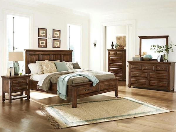 King Bedroom Group