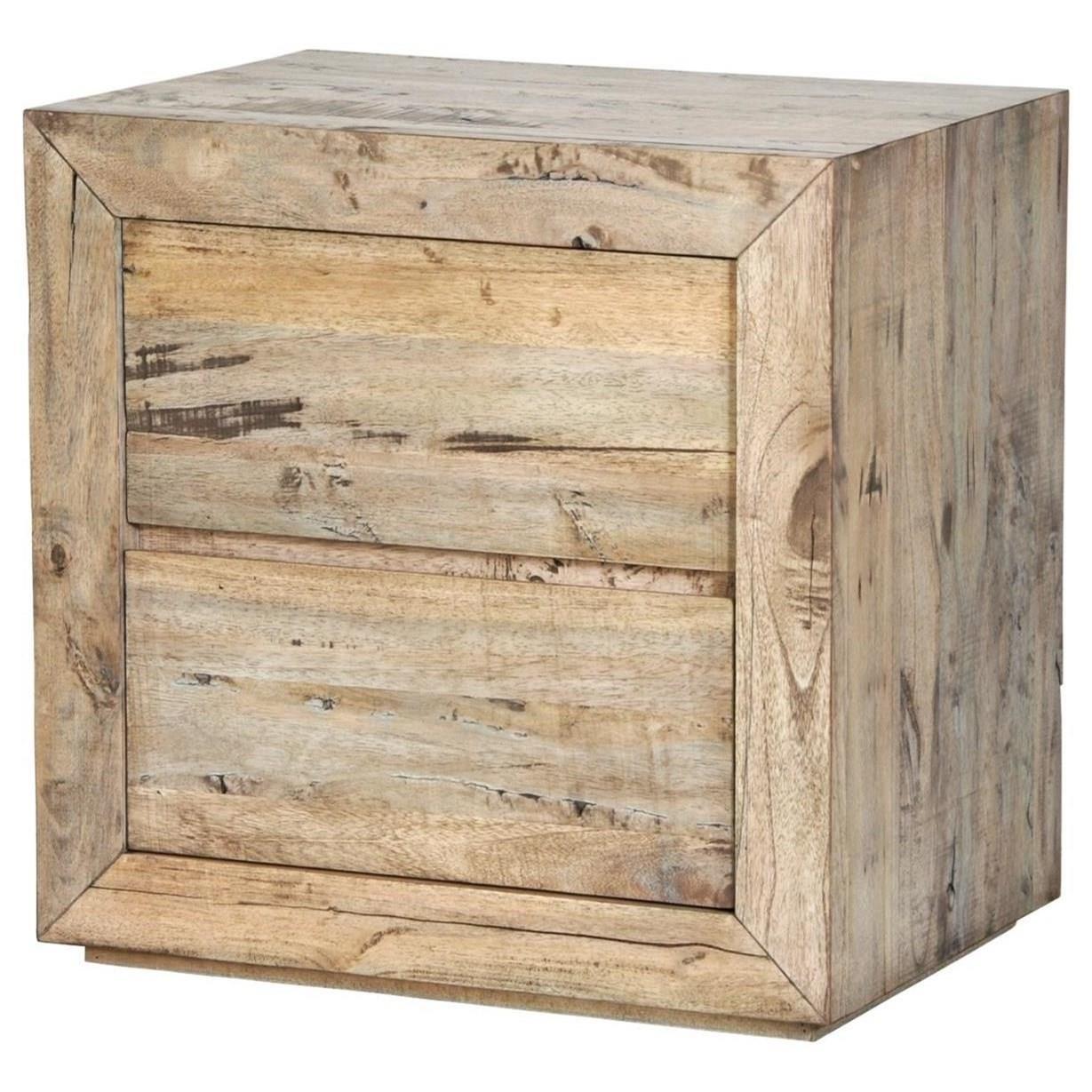 Napa Furniture Designs Renewal2 X Drawer Night Stand ...