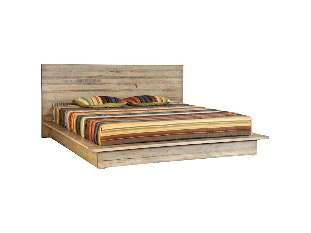 Napa Furniture Designs Renewalking Low Profile Bed