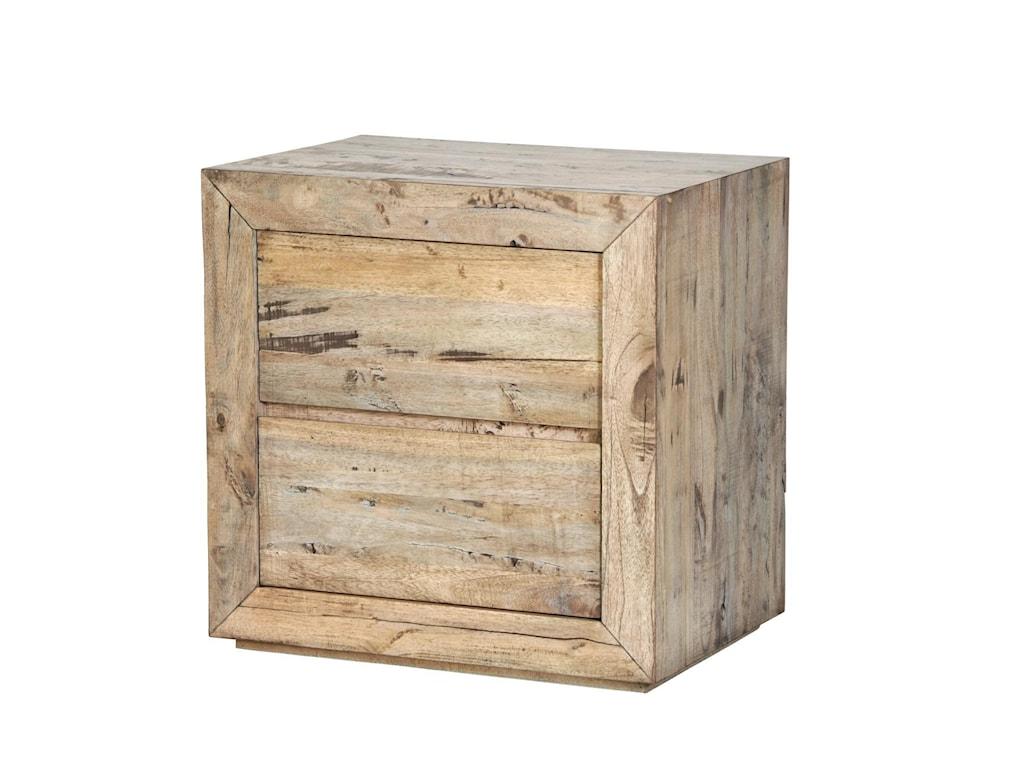 Napa Furniture Designs Renewal2 Drawer Nightstand