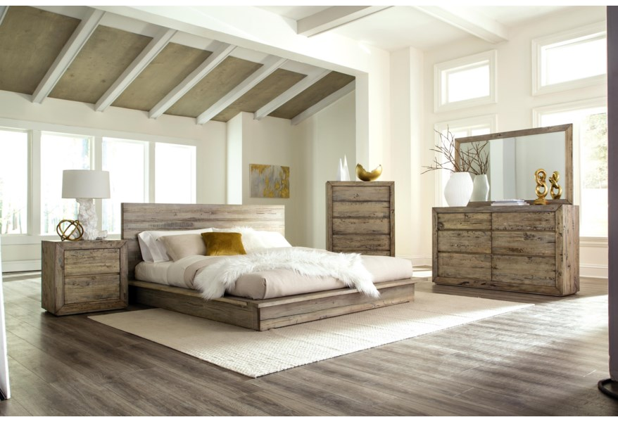 Napa Furniture Designs Renewal Queen Bed Homeworld Furniture