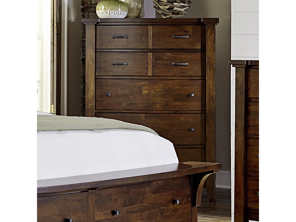 Napa Furniture Designs Whistler Retreat5 Drawer Chest