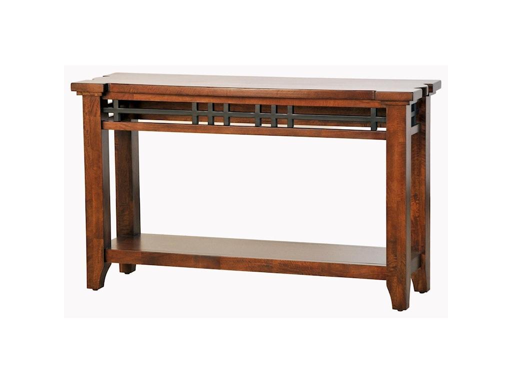 Napa Furniture Designs Whistler RetreatSofa Table
