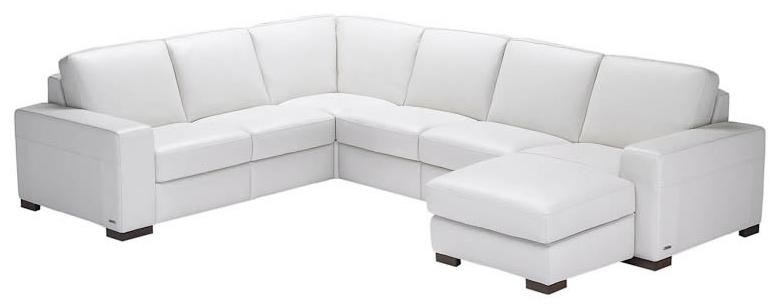Natuzzi Editions A3974 pc Reclining Sectional