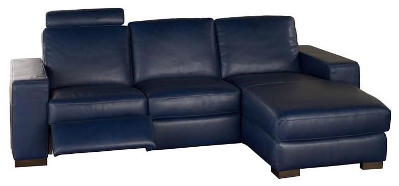 Natuzzi Editions A3972 pc Reclining Sectional