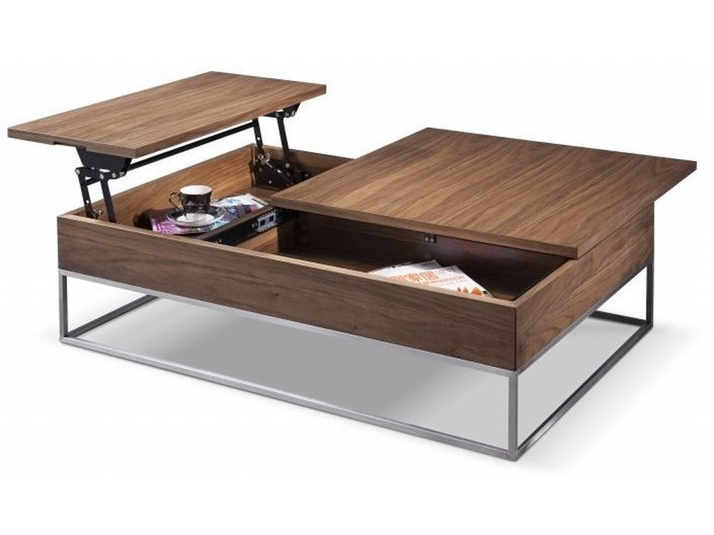 Natuzzi Editions AlberobelloLift Top Coffee Table