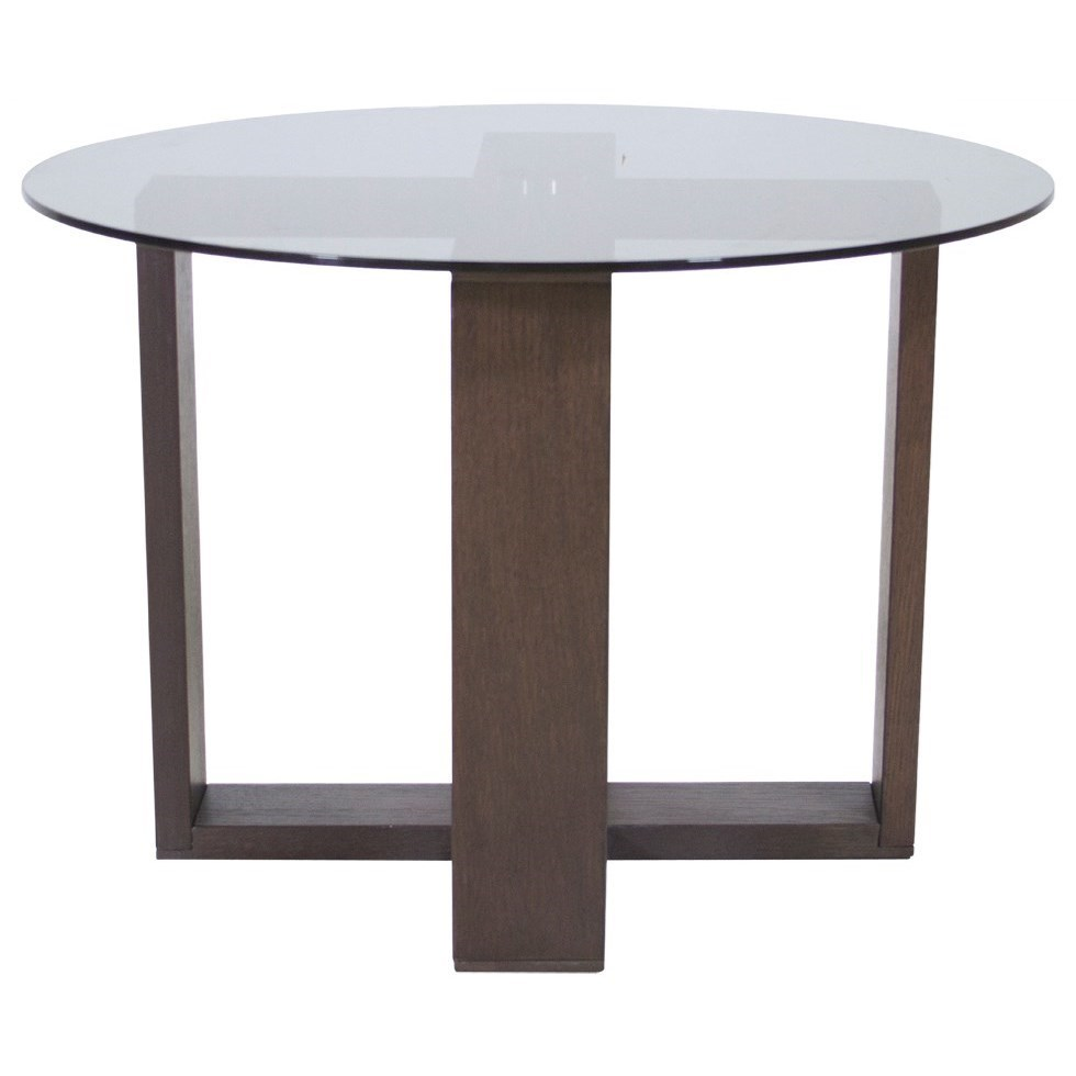 Natuzzi Editions AmaroneRound Corner Table; Natuzzi Editions AmaroneRound Corner  Table