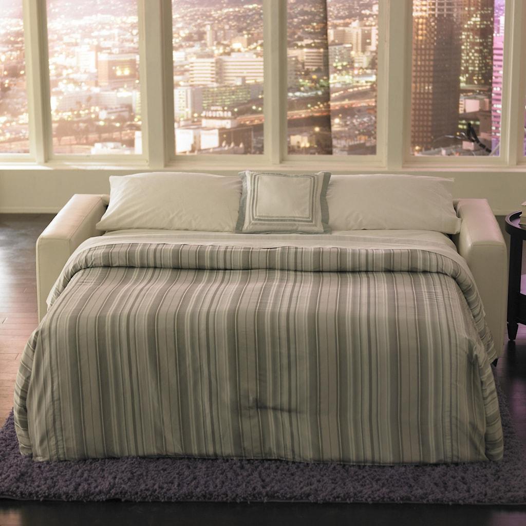 Natuzzi Editions B534 B534 266 Queen Sleeper Sofa Baer S  # Muebles Natuzzi Puerto Rico