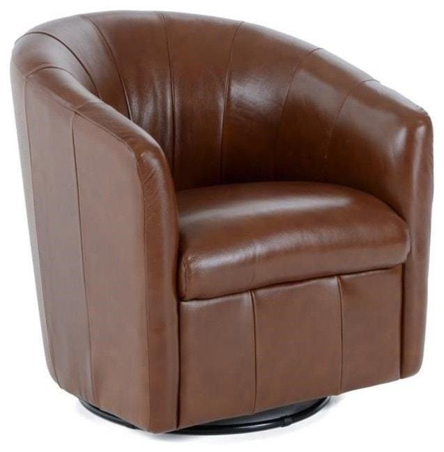 Natuzzi Editions B580Swivel Chair