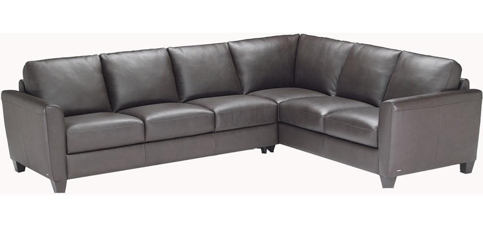 Natuzzi Editions B5922 Piece Sectional