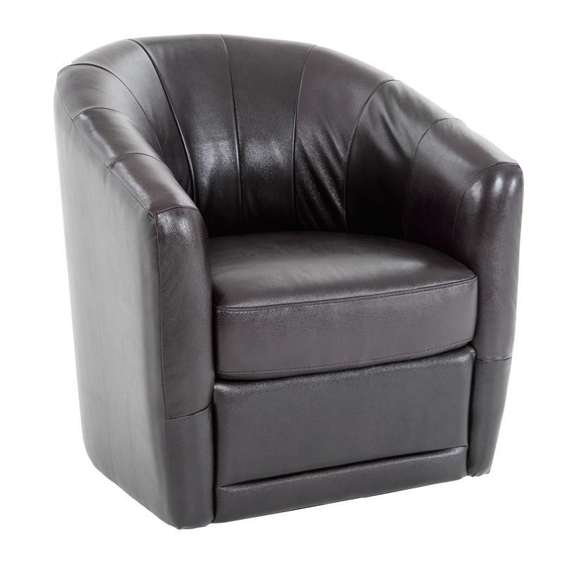 Natuzzi Editions B596Swivel Chair