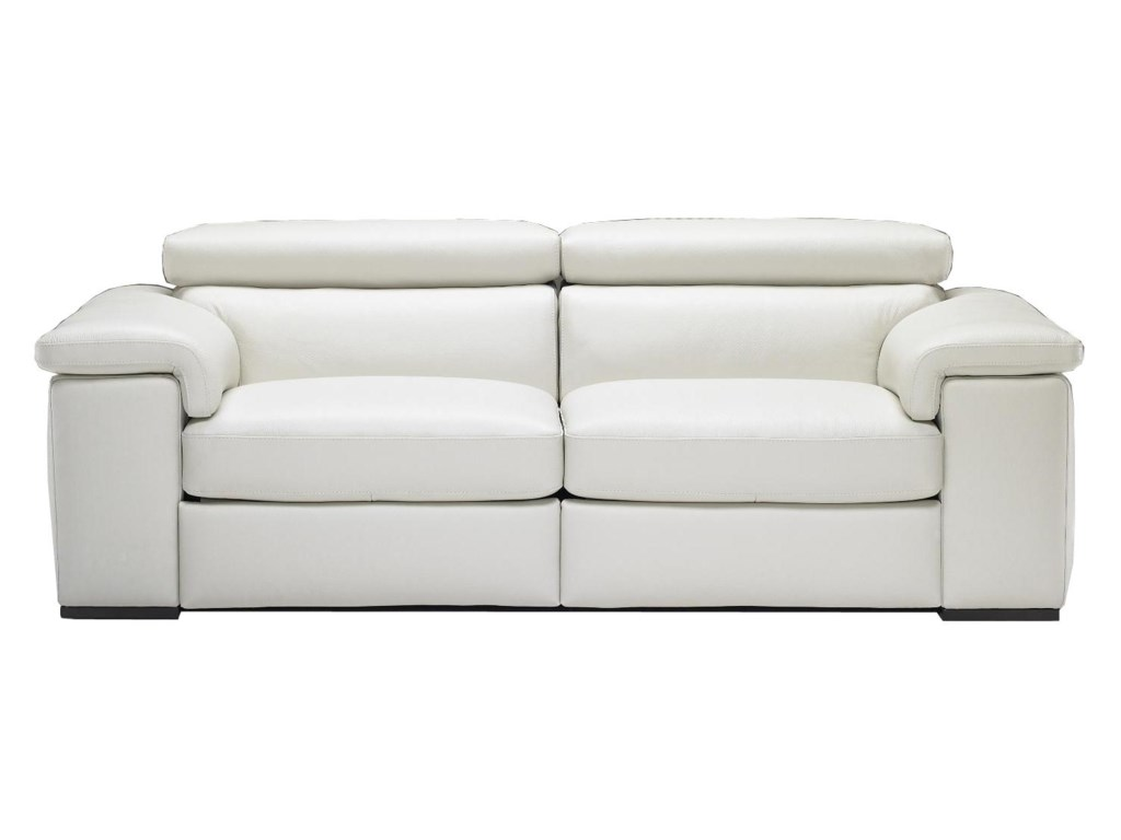 gardner furniture recliner sofa from white reclining at product leather calahan