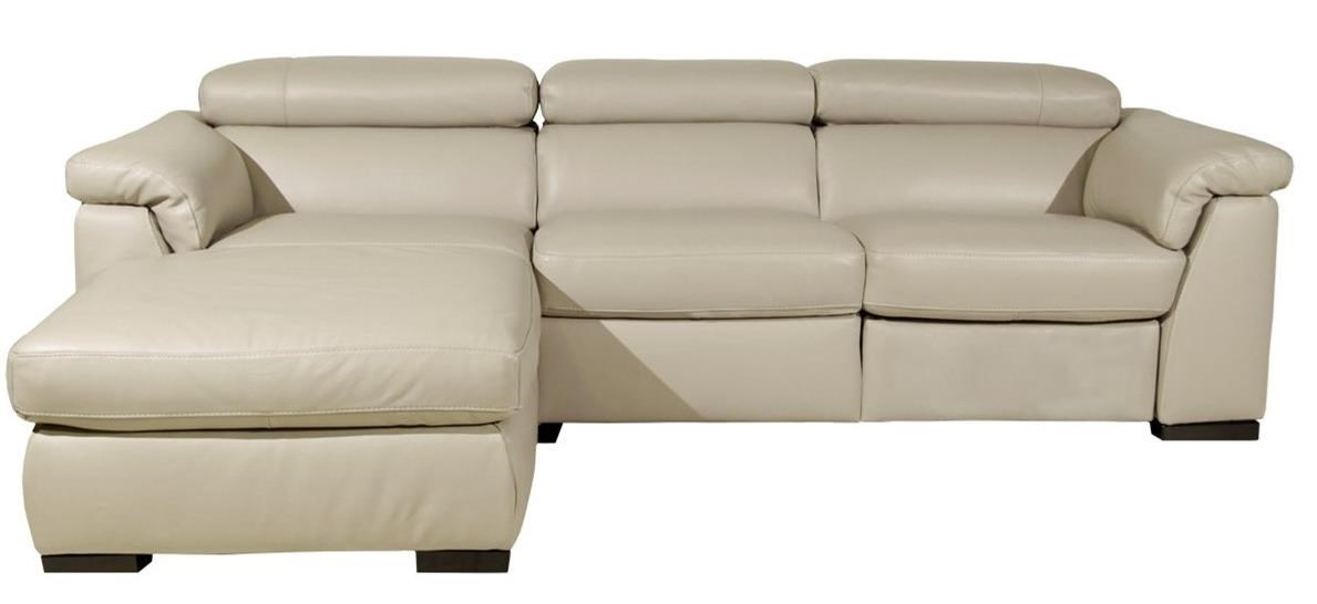 Natuzzi Editions TommasoPower Reclining Sectional ...