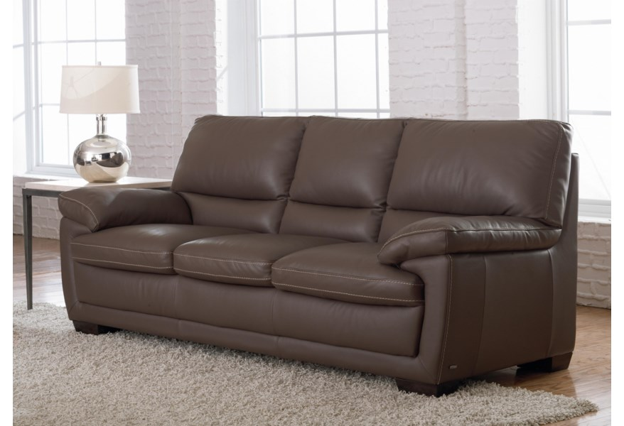 Natuzzi Editions B674 Leather