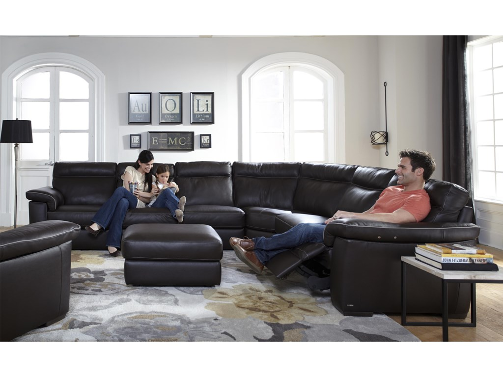 Shown with Reclining Sectional