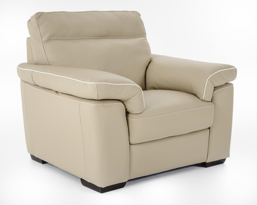 Natuzzi Editions B757Chair And A Half ...