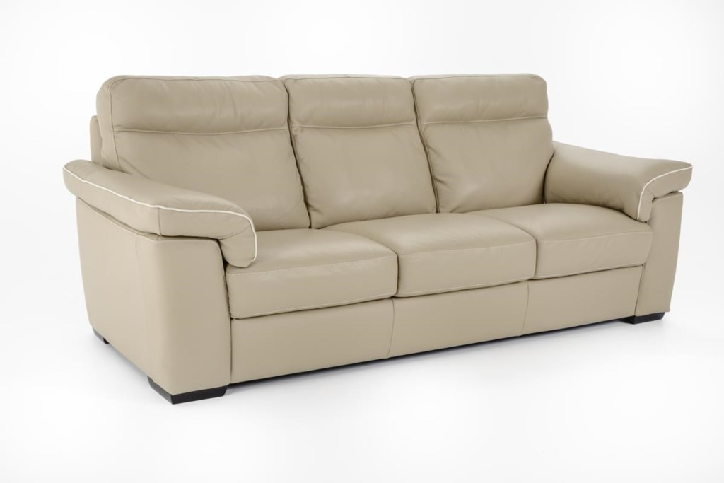 Natuzzi Editions B757 B757 064 Sofa Only Stocked In Beige Baer S